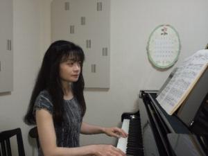 松山ピアノ教室の講師