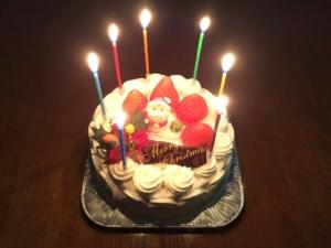 2014クリスマスケーキ3
